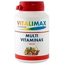 Multivitamínico Multimineral 100 Cápsulas Vitalimax Nutrition