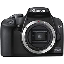 Canon EOS 1000D Body Only Digital SLR Camera (Generalüberholt)