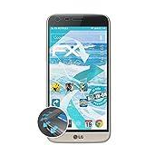 atFolix Schutzfolie passend für LG G5 Folie, ultraklare & Flexible FX Bildschirmschutzfolie (3X)