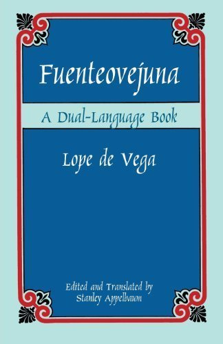 Fuenteovejuna: A Dual-Language Book (Dover Dual Language Spanish) (English and Spanish Edition) by Lope de Vega (2002-06-18)