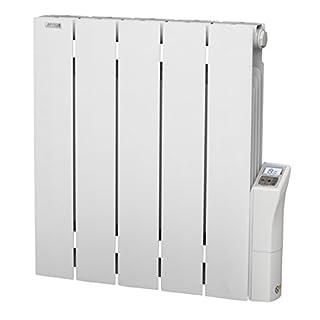 Acova Cotona LCD Elektrischer Heizkörper Aluminium flüssiger Wärmeträger, weiß, 50040040