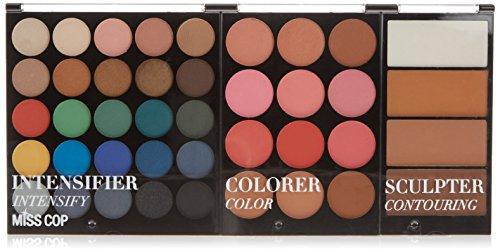 Miss Cop COFMC4209 Palette de Maquillage 29,7 g