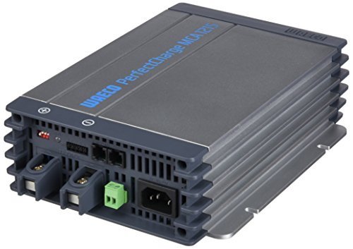 Preisvergleich Produktbild Dometic PerfectCharge MCA 1215,  IU0U Auto Batterie-Ladegerät,  12 V,  15 A,  2-Batterien gleichzeitig,  für KFZ,  LKW,  Wohnmobil,  Boot
