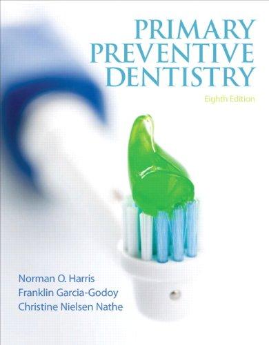 Primary Preventive Dentistry (Primary Preventive Dentistry ( Harris)) por Norman O. Harris