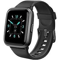 AIKELA Smartwatch, Fitnessuhr mit Pulsoximeter ,Fitness Tracker mit Pulsuhr,Blutdruck Messgeräte,Schrittzähler, Fitness…