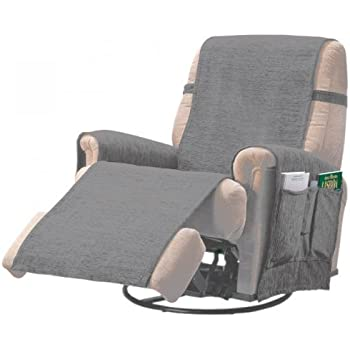 jm textil couvre fauteuil relax rino taille 1 place 55 cm couleur 01 couleurs vari es. Black Bedroom Furniture Sets. Home Design Ideas