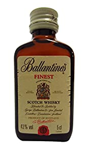 Ballantines - Finest Scotch Miniature - Whisky by Ballantines