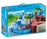 PLAYMOBIL 4013 - Superset Penguin Pool (Town 4008789040138)