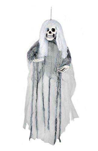 Boland 72006 - Deko-Figur Ghost Braut, Dekorationen, Circa 80 cm