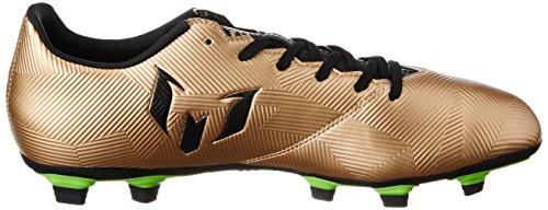 adidas Messi 16.4 Fxg, Chaussures de Football Homme doré/noir