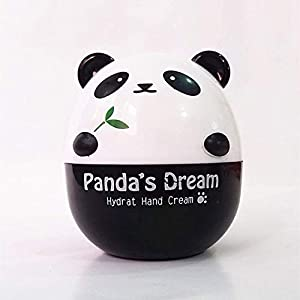 Luckine Little Panda Hand Cream, hidratante antiarrugas hidratante para manos Four Seasons Universal para hombres, mujer…