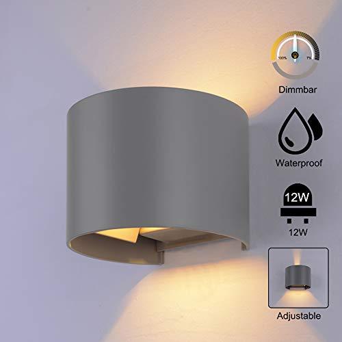 Audor FC1355-3-12W Gray Warm
