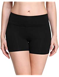 Merry Style Damen Shorts Radlerhose Unterhose Hotpants Kurze Hose Boxershorts aus Viskose MS10-284