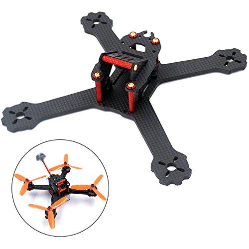 Makerfire QAV-X200mm Carbon Fiber Quadcopter Frame for Racing Quadcopter Micro FPV Drone