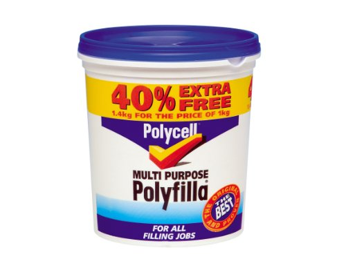 sikkens-plcmppr1kgvp-polycell-mppr1kgvp-multi-purpose-polyfilla-ready-mixed-1kg-40-free