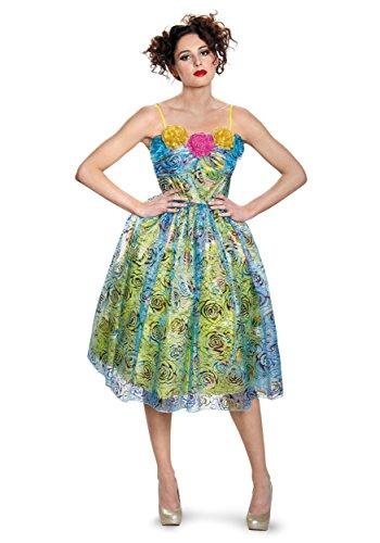 Disney Cinderella Drizella Adult Deluxe Costume Small 4-6 (Adult Deluxe Cinderella Kostüm)