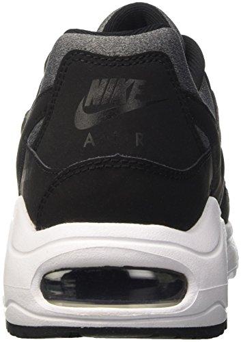 Nike Herren Air Max Command Flex (Gs) Laufschuhe Schwarz / Schwarz-Weiß