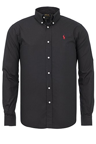 polo-ralph-lauren-slim-fit-shirt-black-small