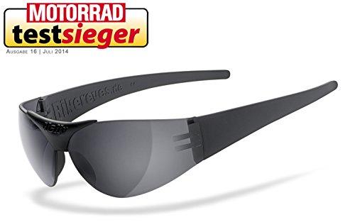 Preisvergleich Produktbild Helly Bikereyes ,Biker & Motorrad Sonnenbrille, moab 4 527-a