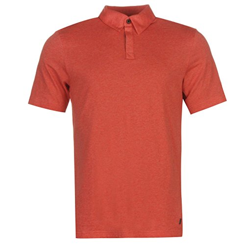 Ashworth Herren Golf Polo Funktions-Shirt Langarm Mehrfarbig UK Medium (Herren Ashworth Golf-t-shirts)