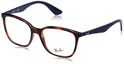 Ray-Ban Damen Brillengestell 0rx 7066 5585 52, Mehrfarbig, 54