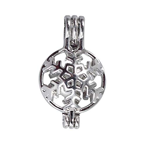 SUPVOX Ätherisches Öl Halskette Edelstahl Aromatherapie Parfüm Diffusor Medaillon Anhänger Set 10tlg (Diffusor öl Halsketten)