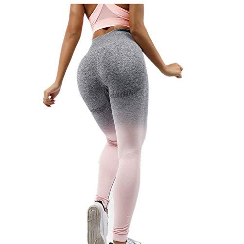 78a21689d99ec Baywell Pantalon Fitness para Mujer Leggings Deportivos para Mujeres Damas  Niñas Pantalones Capris Pantalones Medias Elásticas