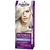 Schwarzkopf Palette Intensive Color Creme 10-1  Arctic Silver Blonde