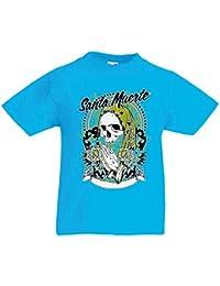 lepni.me Camiseta para Niño/Niña Nuestra Señora de ...
