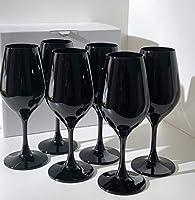 Le verre Favorit noir est indispensable pour organiser des dégustations à l'aveugle et ainsi juger en toute impartialitée, la qualité d'un vin Capacité 26 cl Hauteur : 18,6cm Diamètre : 7,7cm Ils peuvent être lavés en machine Prix indiqué pour 6 verr...