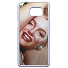 Samsung Galaxy Note 5 Edge Cell Phone Case White Marilyn Monroe Gmzefa Hard protective Case Shell Cover