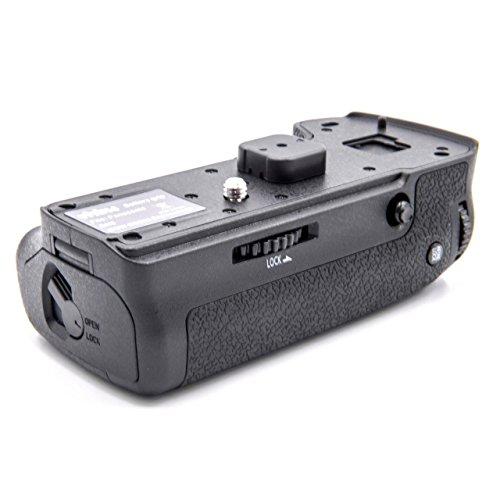 vhbw Batteriegriff inkl. Wählrad für Kamera Spiegelreflexkamera DSLR Panasonic DMC-GH5