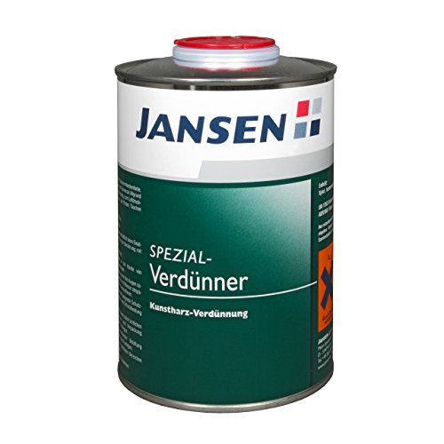 Jansen Spezial-Verdünner 1L Kunstharzverdünnung