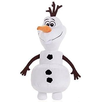 Deluxe Plush Snow Man Mascot