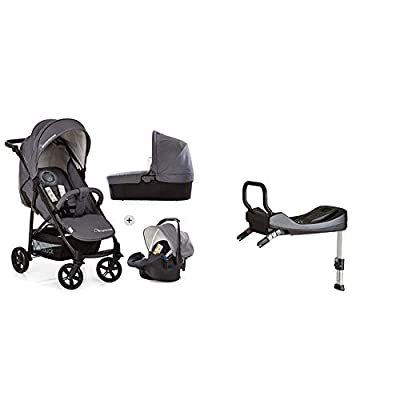 Rapid 4X Plus Trioset Travel System with Isofix Base for Comfort fix Car Seat
