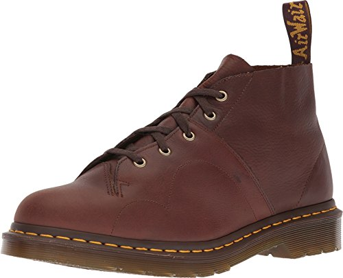 Dr.Martens Mens Chuch Carpathian 5 Eyelet Brown Leather Boots 46 EU -