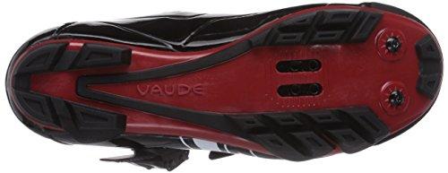 VAUDE Exire Pro RC Unisex-Erwachsene Radsportschuhe - Rennrad Schwarz (Black)