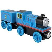 Edward Locomotora | Mattel GPR20 | Ferrocarril de Madera | Thomas y Sus Amigos