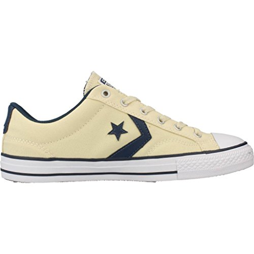 Converse Star Player Adulte Core Canvas Ox, Baskets mode mixte adulte Beige