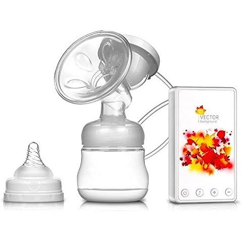 DINHAND singolo ultra-silenzioso elettrica seno pompa elettrica confortevole seno pompa automatica di mungitura intelligente post-partum