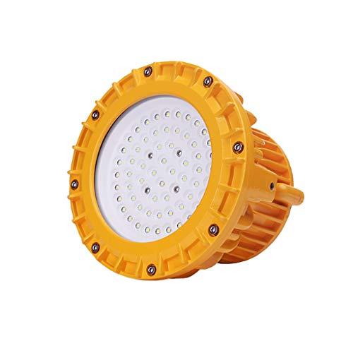 LED-Flutlicht, explosionsgeschützte Tankstellenlampe Notbeleuchtung Lagerwasserdichte Bergbaulampe Flutlichttechnik Beleuchtung (größe : 50W)