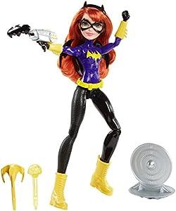 DC Super Hero Girls DC Superhero Girls Cars Batgirl y su batlanzador (Mattel DWH91)