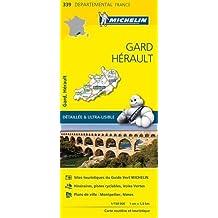 GARD , HERAULT 11339 CARTE ' LOCAL ' ( France ) MICHELIN KAART by Michelin (2015-03-31)
