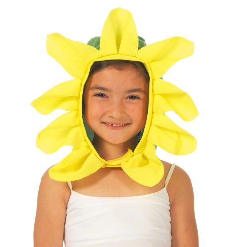 Sunflower-Hat-for-kids-one-size-fits-all