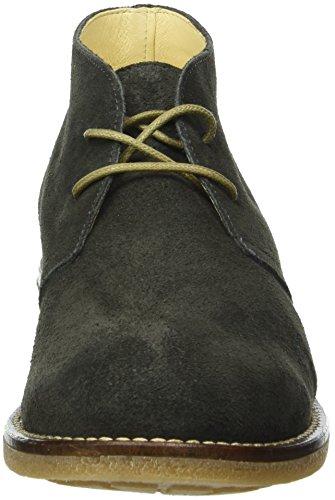 Jonny's Damen Sif Desert Boots Grau (Grey)