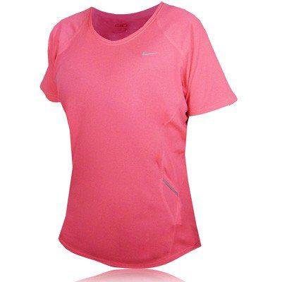 Nike Lady Dri-Fit UV kurzarm T-Shirt - gross - Womens Fit Nike Dri Shirt