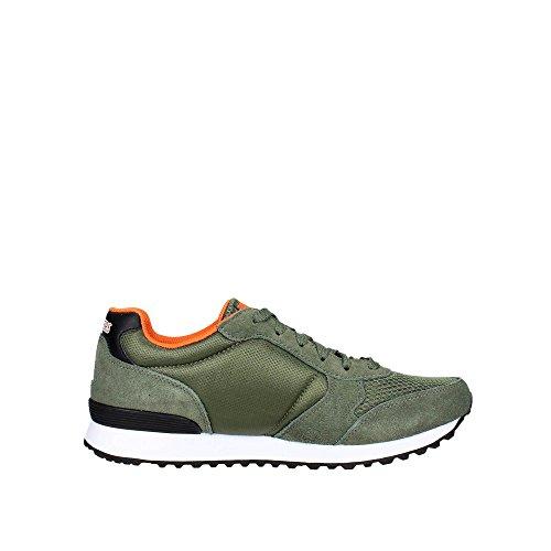 Uomo scarpa sportiva, colore Verde , marca SKECHERS, modello Uomo Scarpa Sportiva SKECHERS EARLY GRAB Verde Verde
