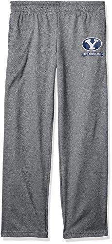 Old Varsity Brand NCAA Herren Herren Poly Hose, Herren, Poly Fleece Pant, Dunkles Erika, XX-Large Varsity Fleece Hose