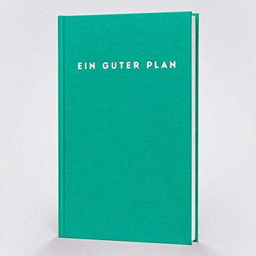 Ein guter Plan Zeitlos: Farbe Smaragd