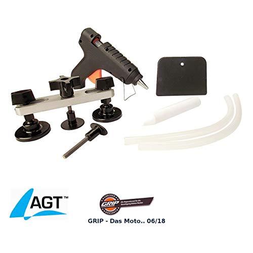 Preisvergleich Produktbild AGT Dellenwerkzeug: Kfz-Reparatur-Set KRS-10.de für Dellen (Dellen Reparaturset)
